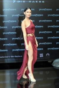 Megan Fox Berlin Premiere Transformers Revenge Of The Fallen