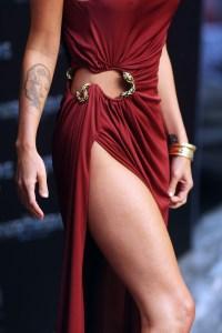 Megan Fox tattoo sexy Transformers