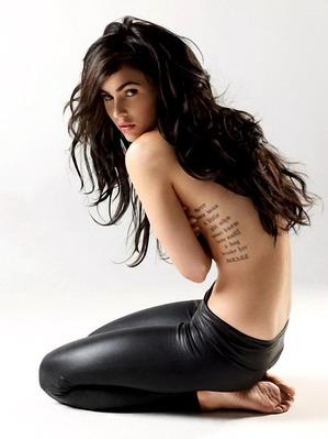 Megan Fox hot pics and wallpapers